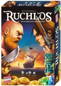 Ruchlos - Box