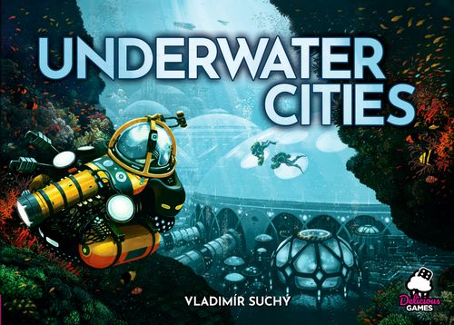 Underwater Cities - Cover