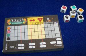 Calavera - Ausstattung