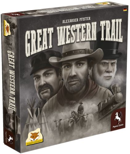 Great Western Trail - Box