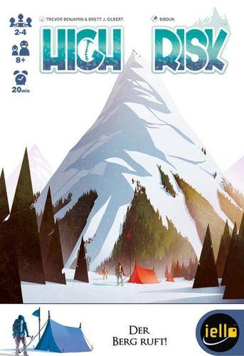 High Risk - Cover