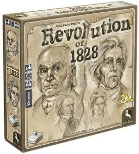 Revolution of 1828 - Box