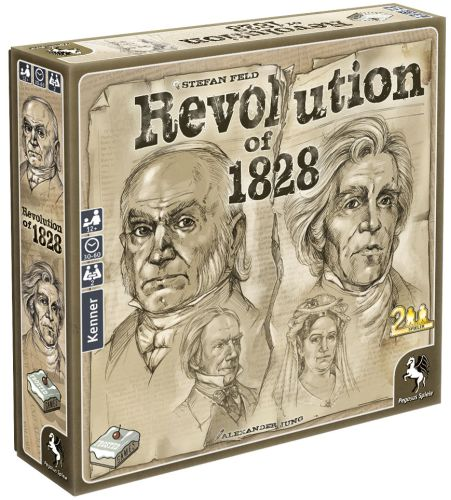 Revolution of 1828 - Box