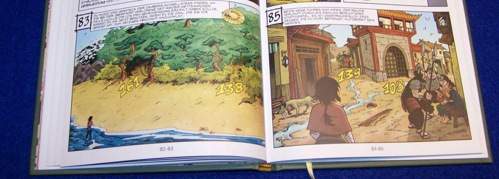 Spiele Comic - Die Tränen einer Göttin - Entscheidung