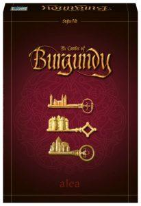 Die Burgen von Burgund - Box neu