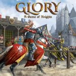 Glory A Game of Knights - Cover