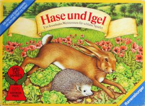 Hase und Igel - Cover