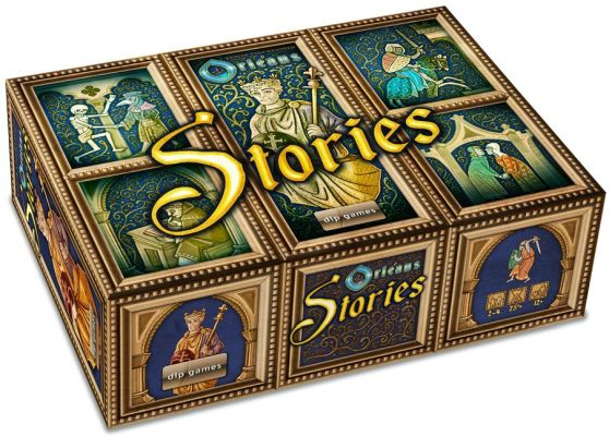Orleans Stories - Box