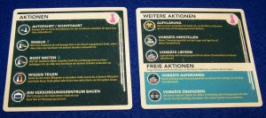 Pandemic Legacy Season 2 - Aktionen