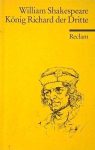 Richard der Dritte - Cover