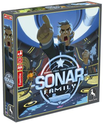 Sonar Family - Box