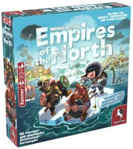 Empires of the North - Box