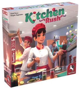 Kitchen Rush - Box