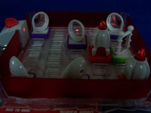 Lazer Maze Junior - Licht leuchtet