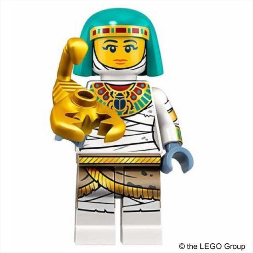 Lego Minifigur - Mumie - Serie 19