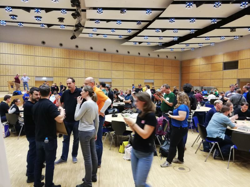 SPIEL 19 - Meet and play