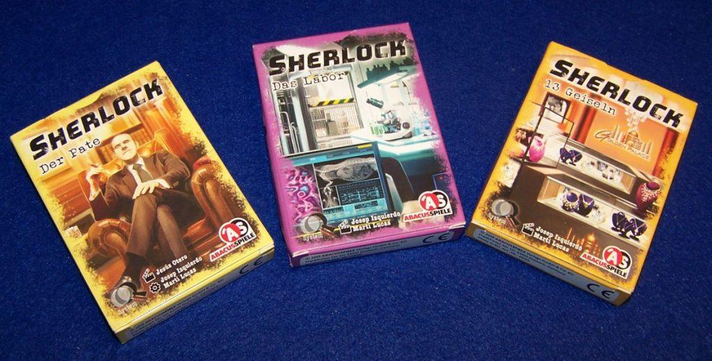 Sherlock 4-6 - Übersicht