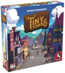 Tiny Towns - Box
