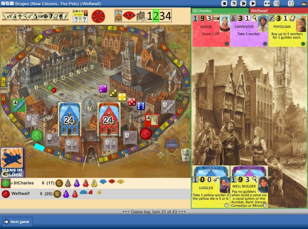 Brügge - Screenshot