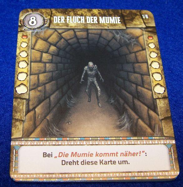 Deckscape - Der Fluch der Sphinx - Mumie
