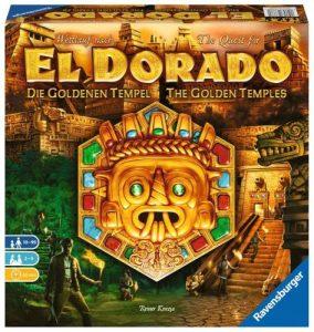Wettlauf nach El Dorado - Die goldenen Tempel - Box