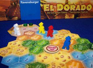 Wettlauf nach El Dorado - Die goldenen Tempel - Detail