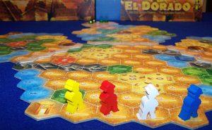 Wettlauf nach El Dorado - Die goldenen Tempel - Start