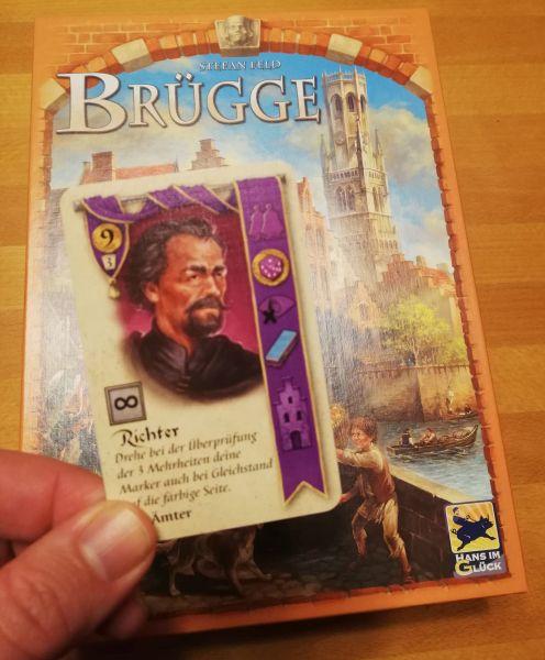 Brügge - Richter Julius