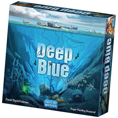 Deep Blue - Box