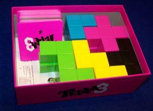 Schachtel-Tetris