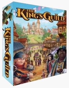 The King's Guild - Box