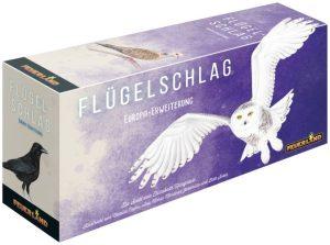 Flügelschlag Europa-Erweiterung - Box