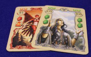 Rune Stones - Kartenpaar