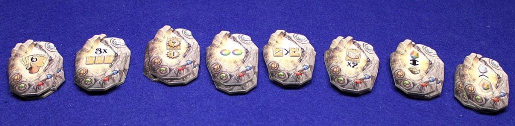 Rune Stones - Runensteine