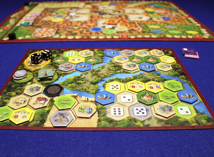 The Castle of Burgundy - Solo-Spiel
