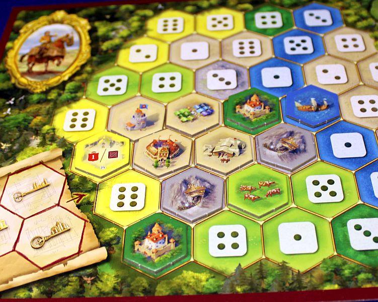 The Castles of Burgundy - alt-neu-neuer Spielplan2