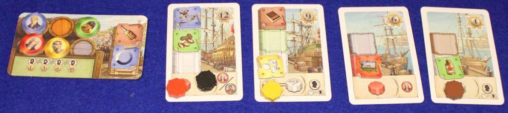 Humboldts Great Voyage - Aufträge