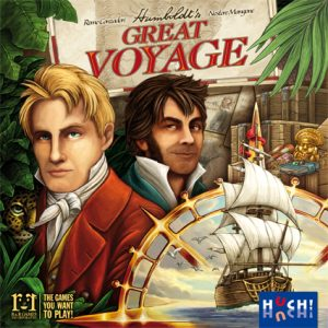 Humboldts Great Voyage - Box
