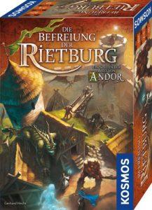 Die Befreiung der Rietburg - Box