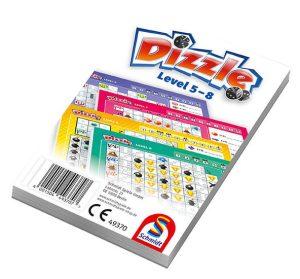 Dizzle Level 5-8 - Cover