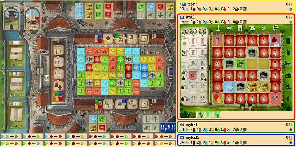 Forum Trajanum - Screenshot