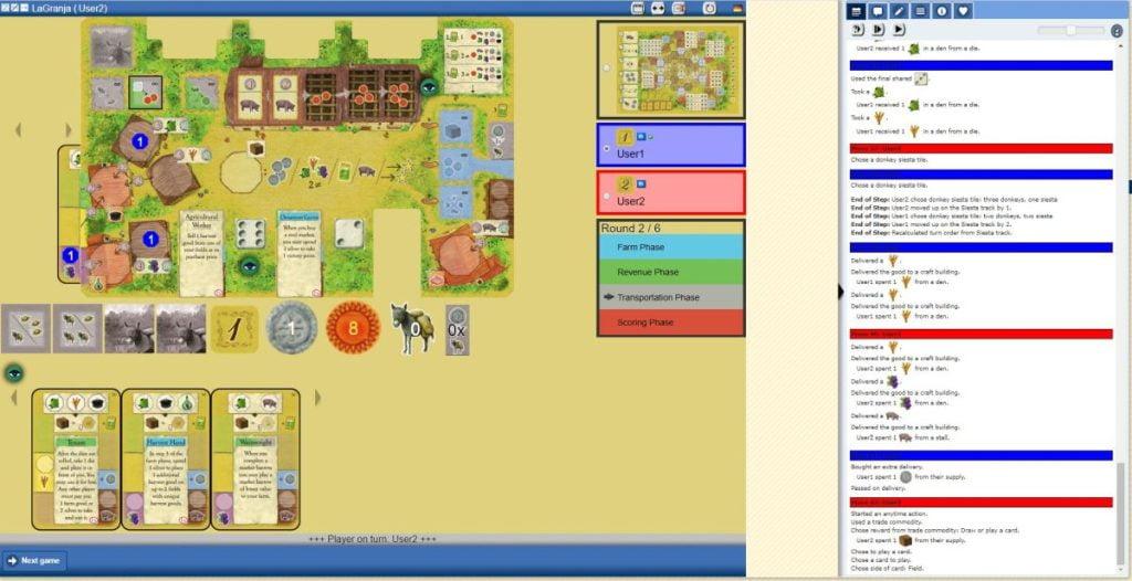 La Granja - Screenshot