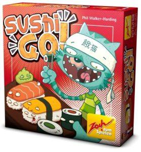 Sushi Go - Box
