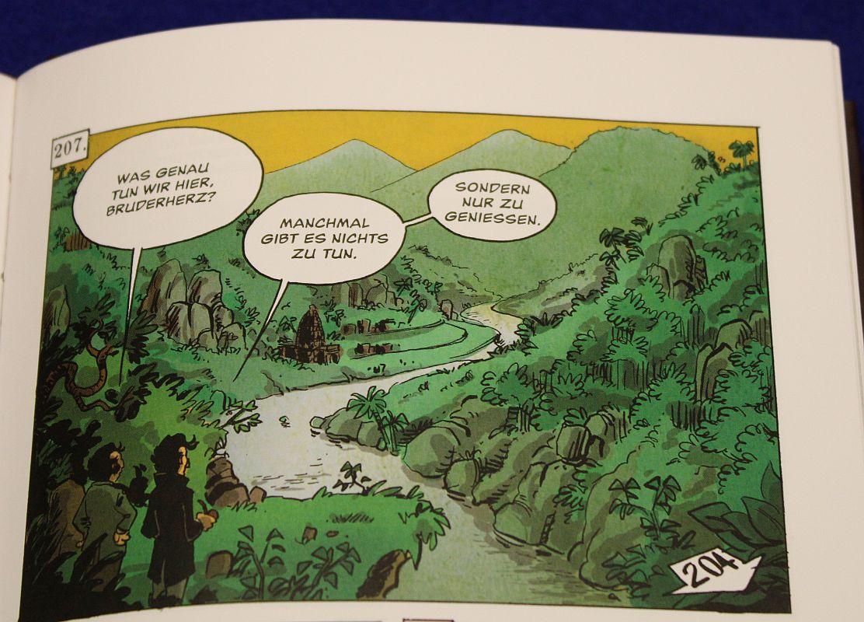 Spiele Comic Krimi - An der Seite von Mycroft - Ruhe