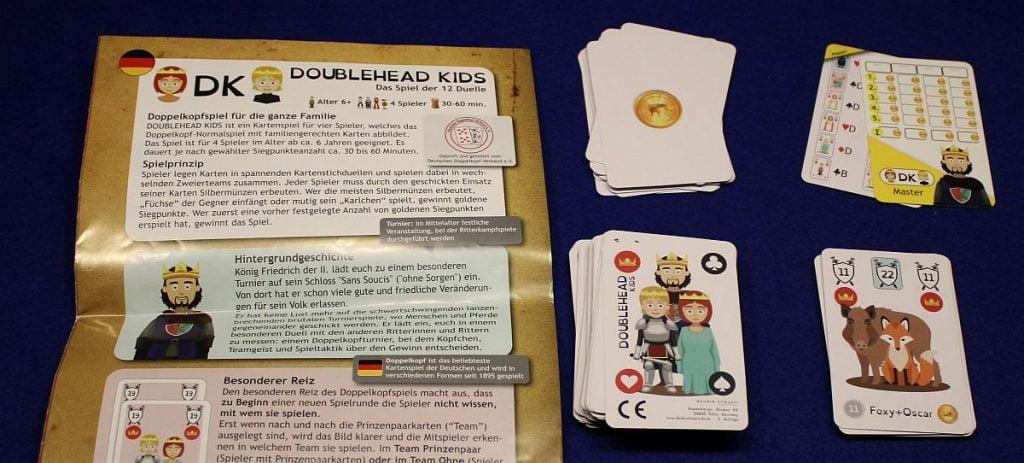 Doublehead Kids - Inhalt