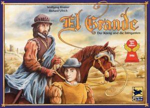 El Grande - Cover