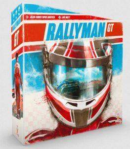 Rallyman GT - Box