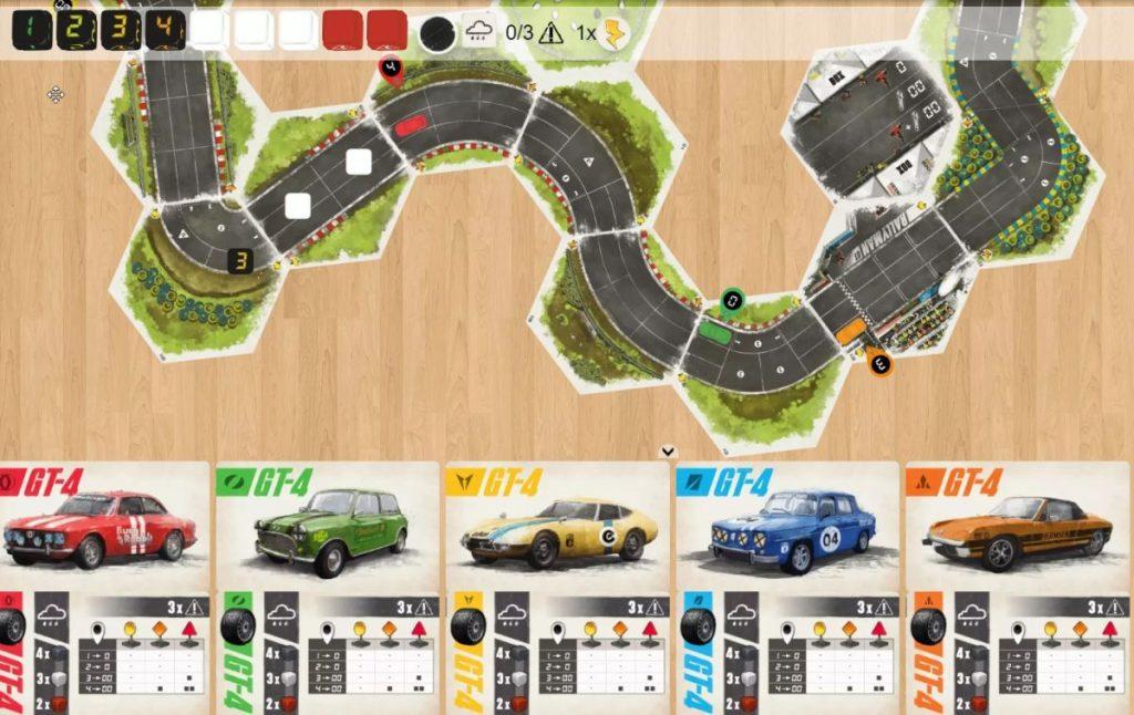 Rallyman GT - Screenshot