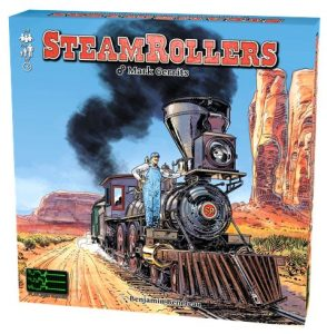 Steamrollers - Box