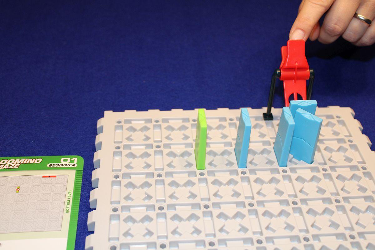 Domino Maze - Start